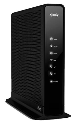 Comcast Wireless Modem