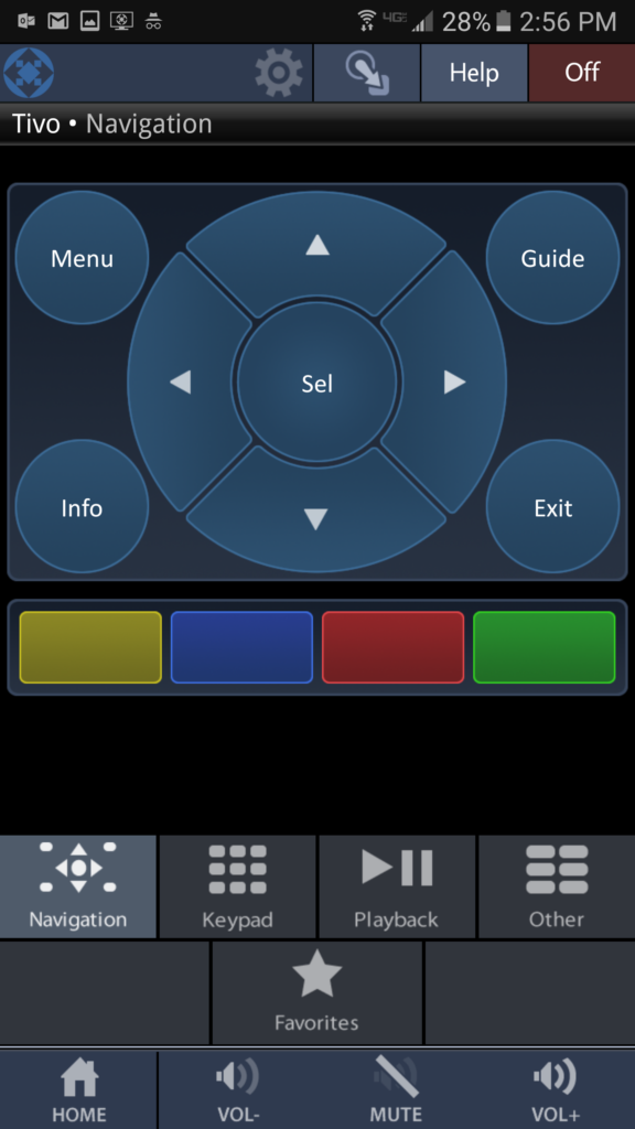 MX HomePro Android