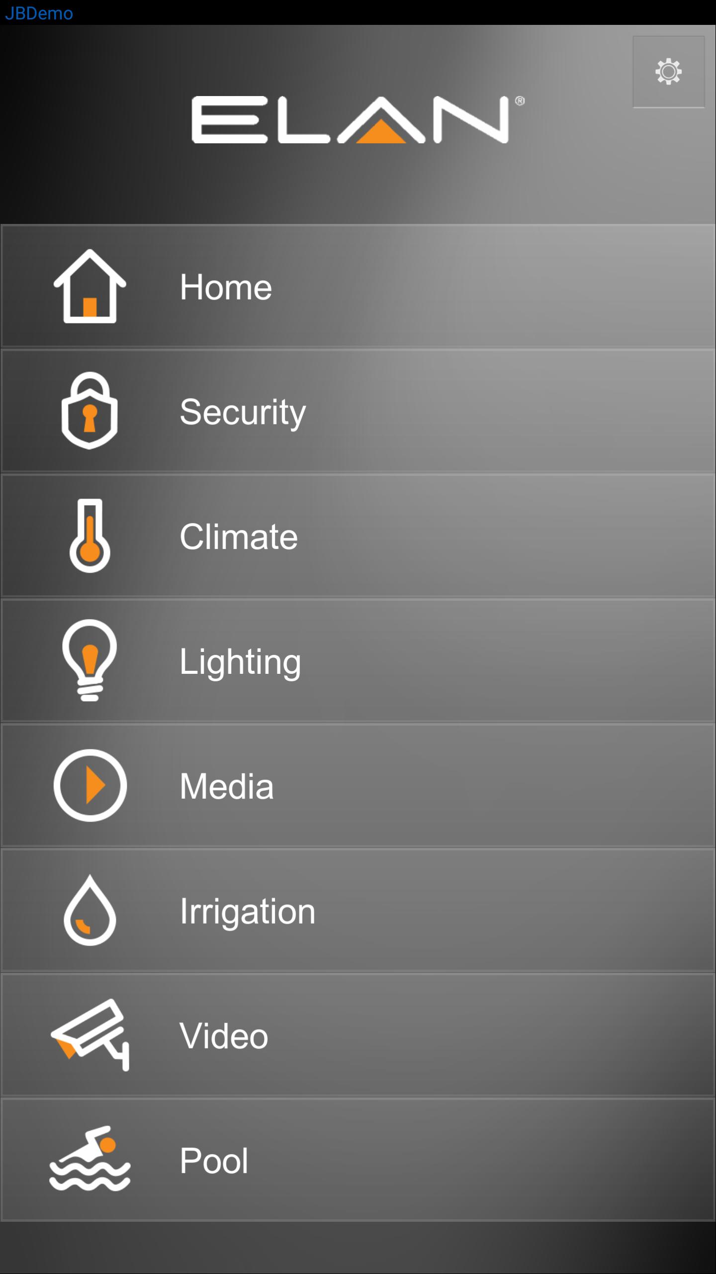 Elan 8.0 Screenshot