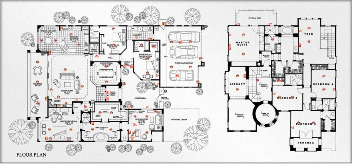 smart home prewire archives myeasytek rh myeasytek com Home Wiring Diagrams Smart Home Wiring Design